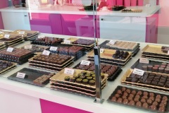 Assortiment de chocolats Rumilly Aix les Bains Savoie